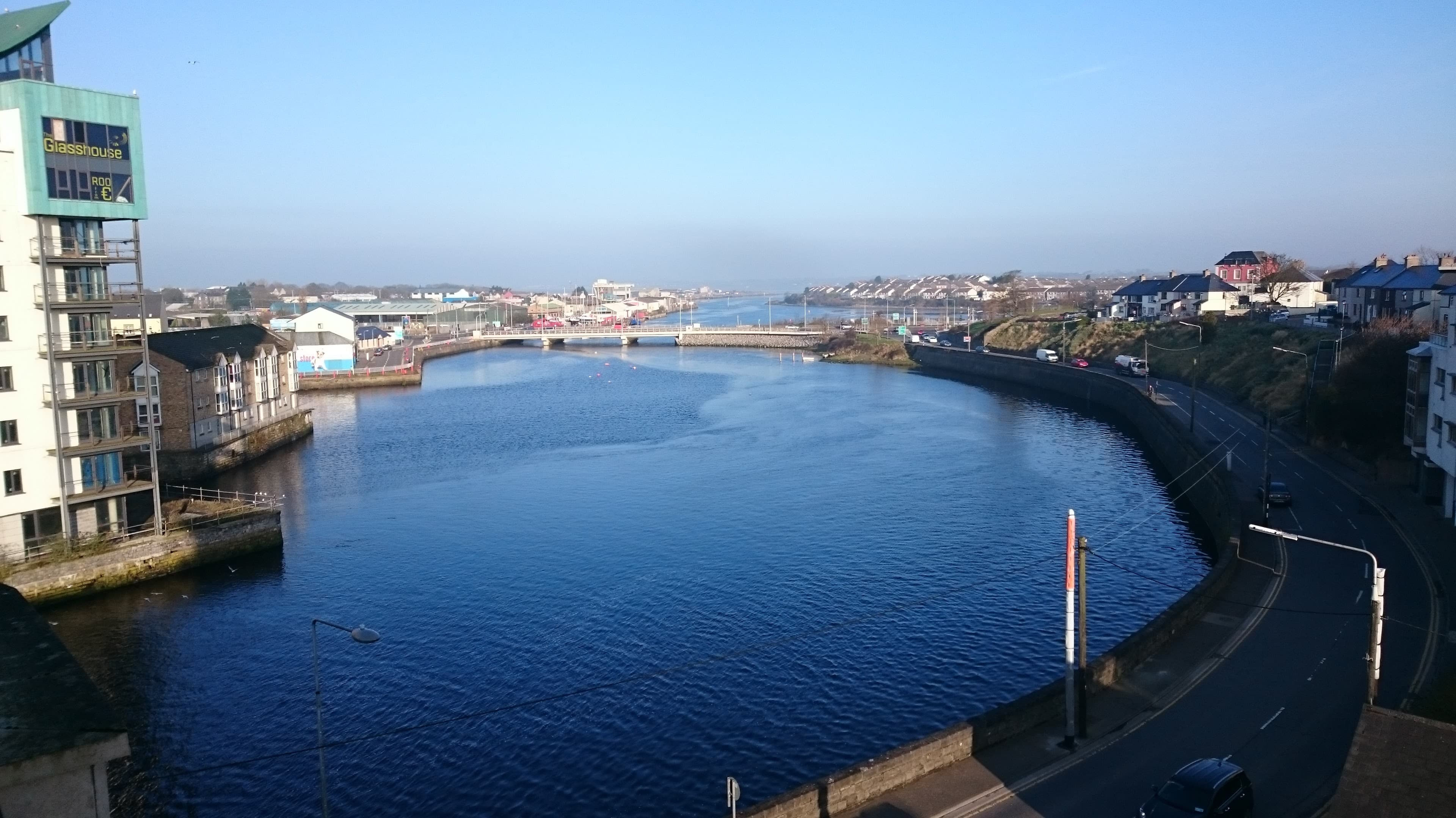 Sligo Port and Garavogue Rivers