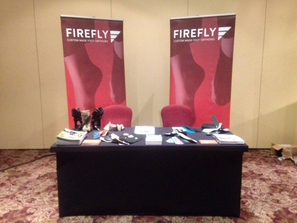 Firefly Stand | DOPS Conference