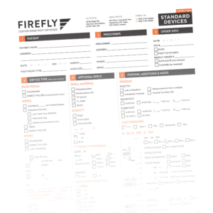 Firefly Standard Devices Order Form