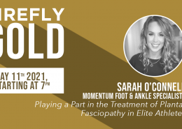 Firefly Gold - plantar fasciopathy