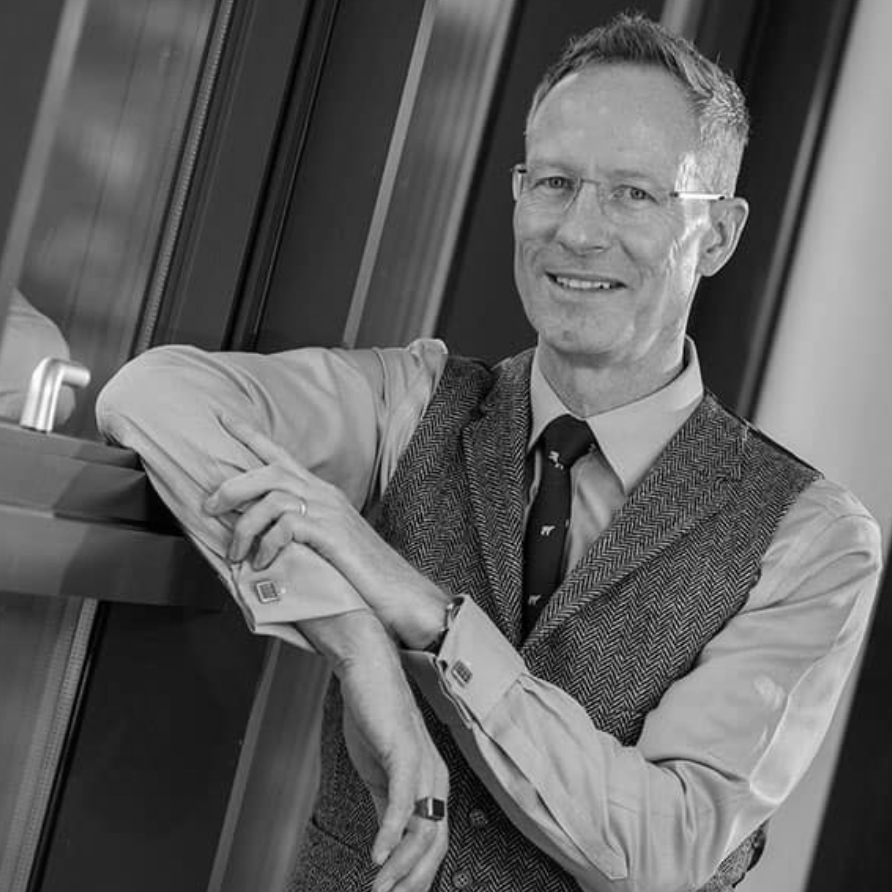 Martin McGeough, Founder and Medical Director